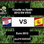 Bóng đá - Croatia - Tây Ban Nha: Tranh ngôi đầu
