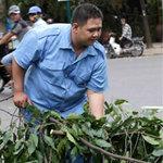 Phim - Minh Béo cật lực làm công nhân vệ sinh