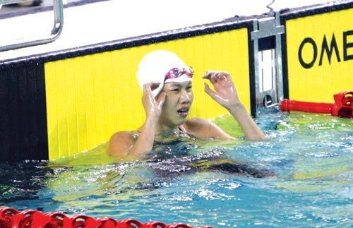 Ánh Viên lần thứ 4 giành chuẩn B Olympic - 1