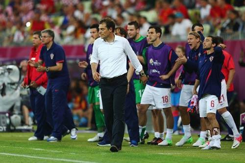 HLV Bilic lạc quan chia tay ĐT Croatia - 1
