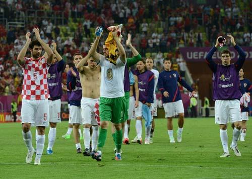 Cảm ơn Tây Ban Nha và Croatia! - 2
