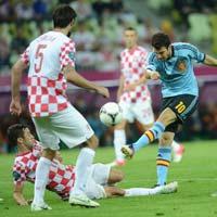 Cảm ơn Tây Ban Nha và Croatia!