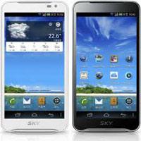 Smart Phone có cấu hình khủng xứ Hàn