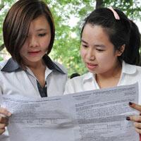 Đáp án, đề thi thử ĐH môn Tiếng Anh