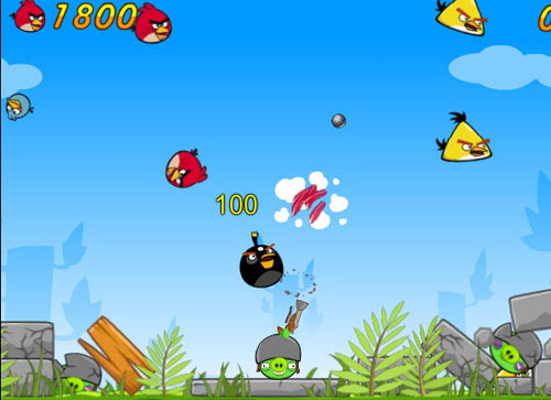 Game hay: Cuộc chiến Tom & Jerry - 1
