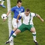 Bóng đá - Italia - Ireland: Lách qua khe cửa
