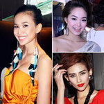 Thời trang - Đeo khuyên tai đẹp và sang như sao Việt