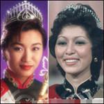 Thời trang - 9 hoa hậu Hong Kong bị chê xấu nhất