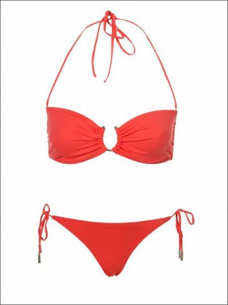 Quyến rũ với bikini hàng hiệu giá mềm - 1