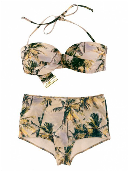 Quyến rũ với bikini hàng hiệu giá mềm - 12