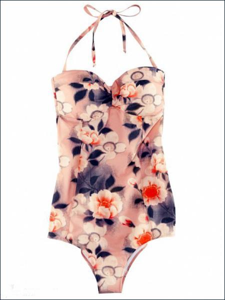 Quyến rũ với bikini hàng hiệu giá mềm - 2