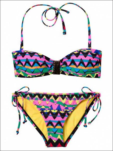 Quyến rũ với bikini hàng hiệu giá mềm - 8