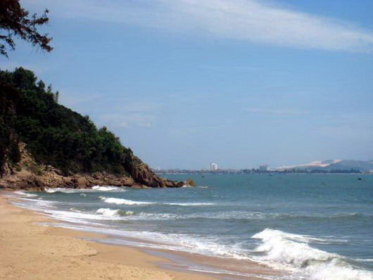 Thanh bình biển quy nhơn - 2