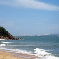 Thanh bình biển Quy Nhơn