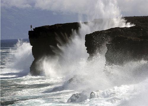 Vẻ đẹp hùng vĩ của đại dương - 4
