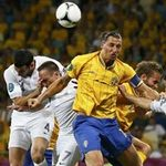 Bóng đá - Thụy Điển - Pháp: Siêu phẩm bàn thắng