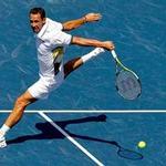Tennis: Kỹ thuật bắt vô lê trên lưới