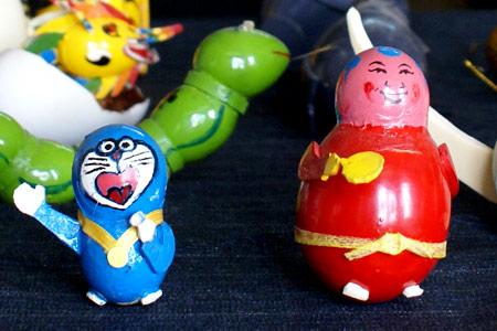 Người tạo hình bằng vỏ trứng nhiều nhất Việt Nam - 12