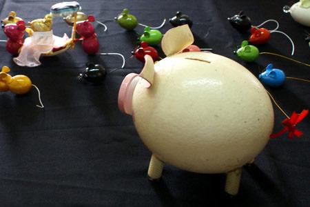 Người tạo hình bằng vỏ trứng nhiều nhất Việt Nam - 7