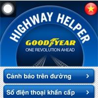 Goodyear Highway Helper  ng hnh trn nhng chng ng Vit