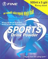 Tinh thần và đồ uống thể thao của người Nhật - 3