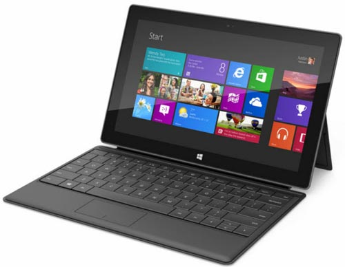 Microsoft Surface c gi 599 USD?, My tnh xch tay, Thi trang Hi-tech, Surface Windows RT, Surface, Windows RT, Surface Windows 8 Pro, Microsoft Surface, Windows 8 Pro, gia Surface Windows 8 Pro, ra mat Surface Windows 8 Pro, tablet Surface, tablet, may tinh bang Surface, gia Surface Windows RT, ra mat Surface Windows RT, may tinh bang,