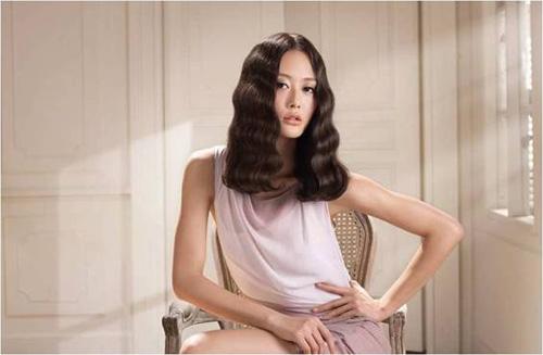 Tóc xoăn theo phong cách Hàn Quốc - 3