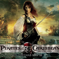 Star Movies 30/6: Pirates of the Caribbean: On Stranger Tides