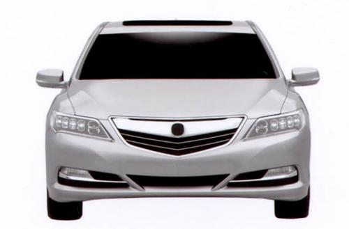 Acura RLX 2013: X sang l din,  t - Xe my, Acura RLX 2013, gia Acura RLX 2013, Acura RLX, ra mat Acura RLX 2013, xe Acura RLX 2013, gia Acura RLX, o to, Honda Acura RLX 2013, Honda, tin o to, thi truong o to, tin tuc o to, thi truong o to Viet