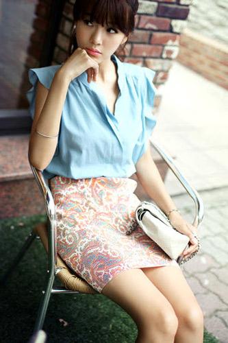 Mix đồ thông minh với váy áo họa tiết - 21