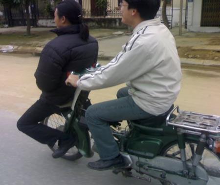 Những hình ảnh chỉ có ở Việt Nam (69) - 1