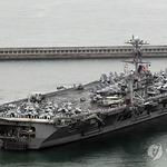 Tin tức trong ngày - Siêu tàu sân bay Mỹ tập trận tại Hàn Quốc