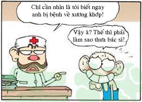 """Trong một """"Phòng khám Y học Cổ truyền"""" - 5"""