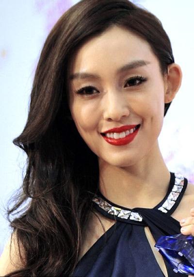 Kiểu tóc khiến sao Hoa ngữ thêm gợi tình - 10