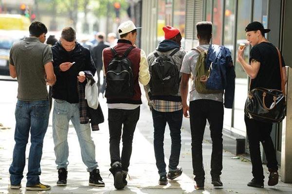 Những quý ông đỏm dáng trên phố - 17