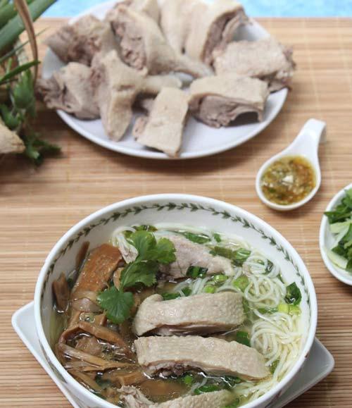 Bún vịt nấu măng cho Tết Đoan ngọ - 14