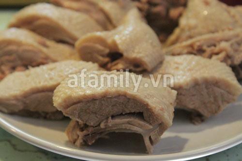 Bún vịt nấu măng cho Tết Đoan ngọ - 10