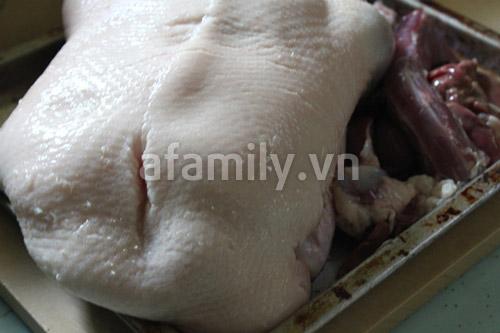 Bún vịt nấu măng cho Tết Đoan ngọ - 1