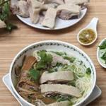 Ẩm thực - Bún vịt nấu măng cho Tết Đoan ngọ