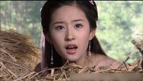 """Những cảnh """"nóng mắt"""" của Lưu Diệc Phi - 7"""