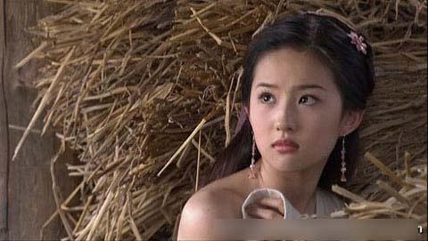 """Những cảnh """"nóng mắt"""" của Lưu Diệc Phi - 9"""