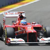 Video F1  European GP: Tn dng thi c
