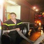 Tin tức trong ngày - Hà Nội: Cháy lớn showroom xe máy Yamaha