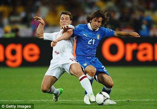 Báo chí Anh ca ngợi chiến thắng của người Ý - 2
