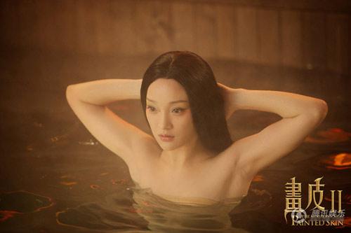 Triệu Vy, Châu Tấn quấn quít dưới nước - 9