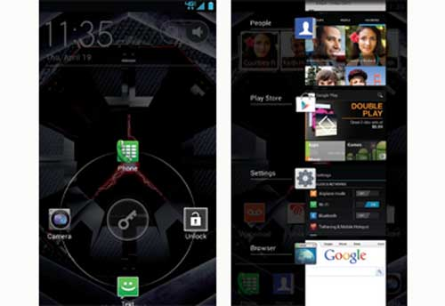 Droid RAZR và Droid RAZR MAXX nâng lên Android 4.0 - 2