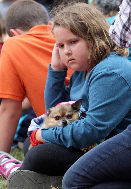 Tưng bừng cuộc thi chú chó xấu nhất thế giới - 10