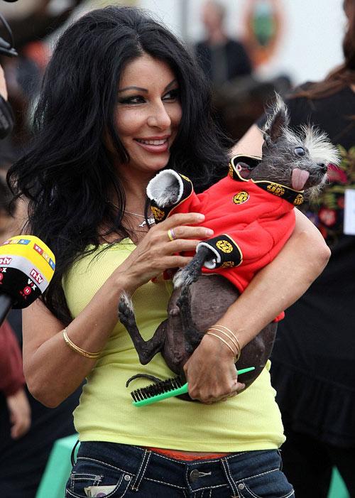 Tưng bừng cuộc thi chú chó xấu nhất thế giới - 6