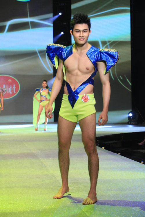 Nhìn lại bikini của Siêu mẫu 2012 - 26