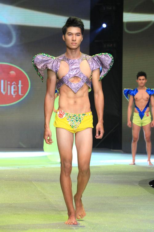 Nhìn lại bikini của Siêu mẫu 2012 - 28
